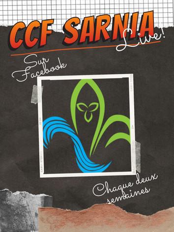 CCFSarnia Live!