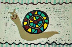 Happy Snail