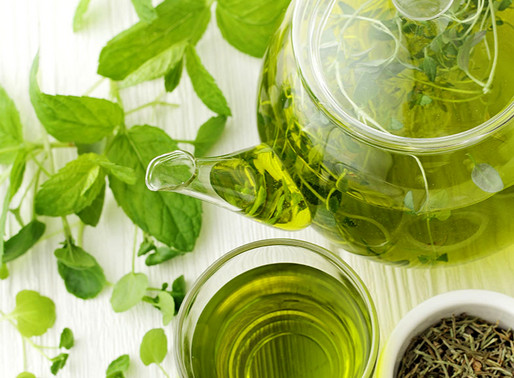 GREEN TEA - WHY IT IS GOOD FOR YOUR KAPHA