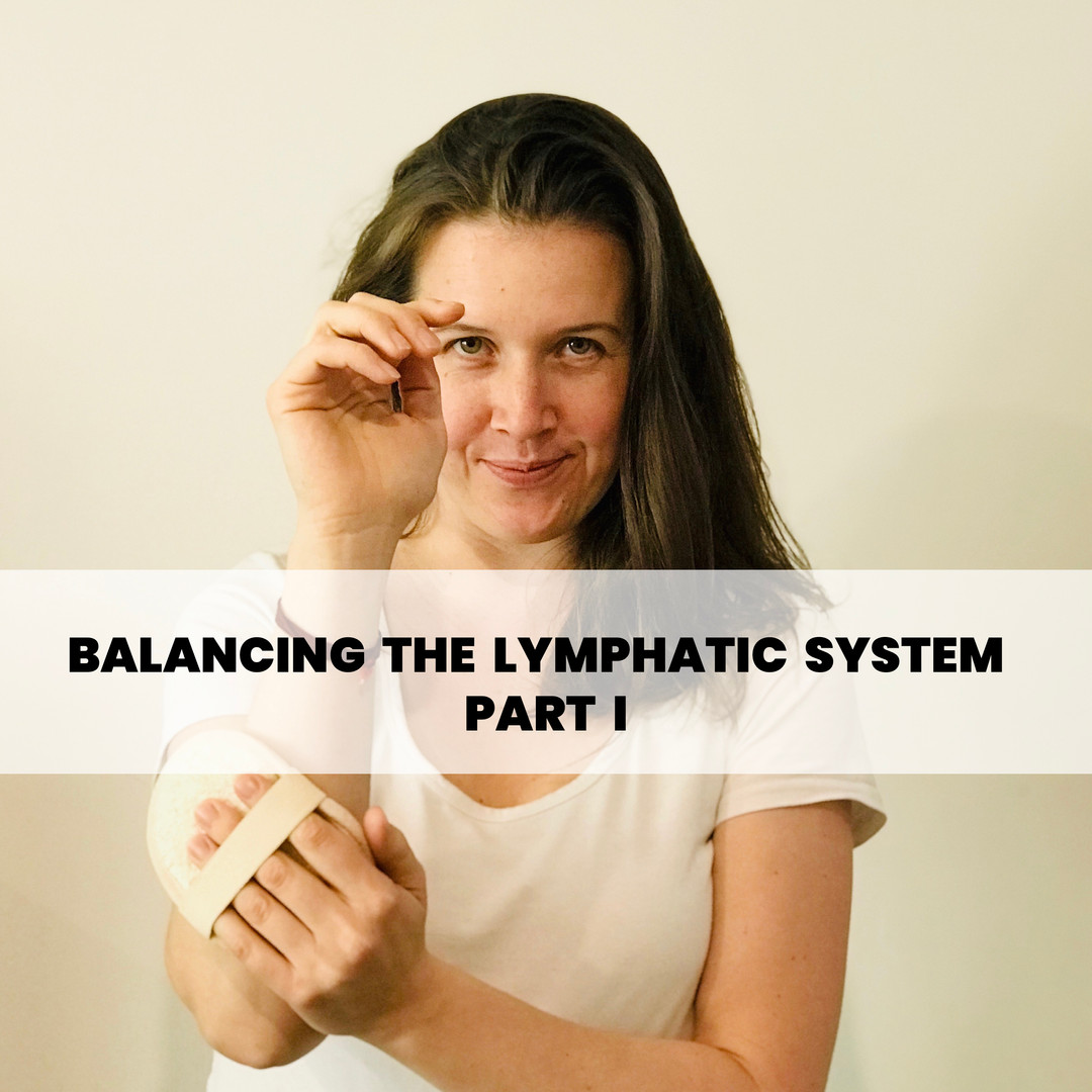 ALIGN THE LYMPHATIC SYSTEM (PART I)