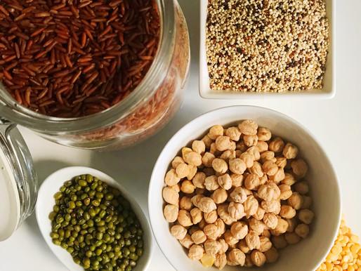 FOOD DIVERSITY: THE KEY TO GOOD HEALTH