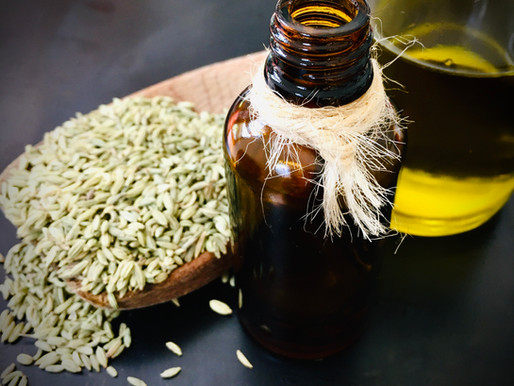FENNEL ESSENTIAL OIL ABDOMINAL MASSAGE FOR BLOATING, CRAMPS & MENSTRUAL PAIN