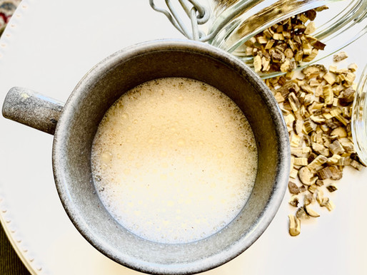 SWEET LICORICE ROOT MILK - A REMEDY FOR VOICE LOSS