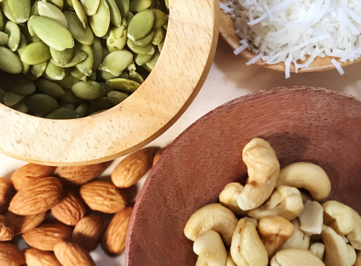 HOW TO MAKE NUTS & SEEDS EASY TO DIGEST