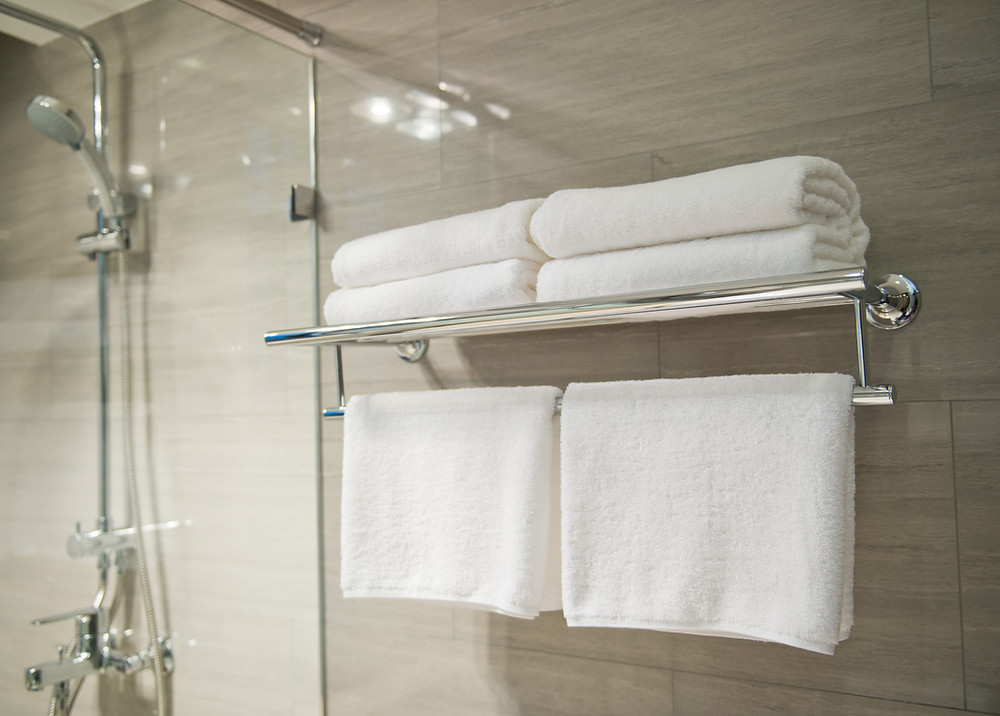 Luxurious Bathroom Towels