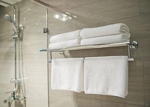 Hotel handdukar
