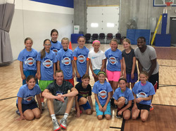 Have a ball at MSB camp!