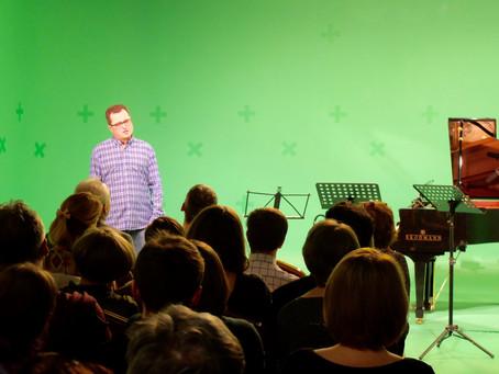 Состоялось долгожданное открытие Московского Флейтового Центра!