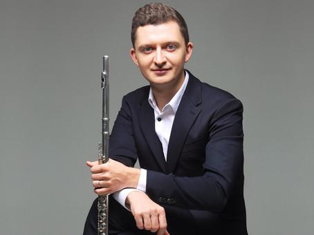 Выставка флейт МФЦ в Санкт-Петербурге