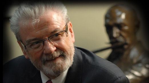 Джеймс Голуэй в Haynes 2009 год.