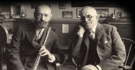 У.Хэйнс и Д.Баррере 1920г.
