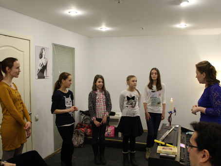 Мастер-класс Елены Исаевой в Московском Флейтовом Центре