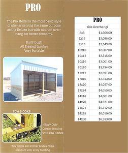 Animal or Equipment Shelter