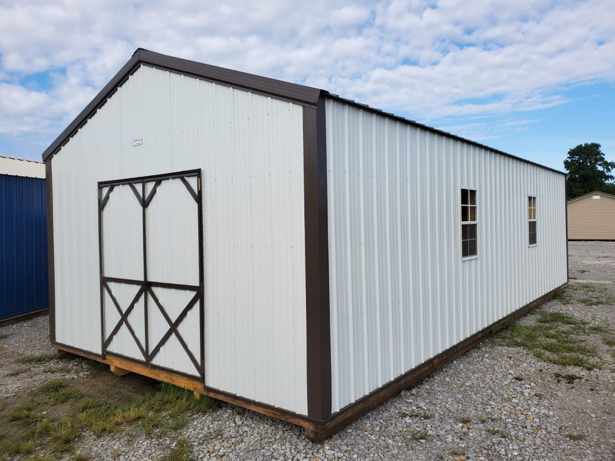 Metal Utility building shed