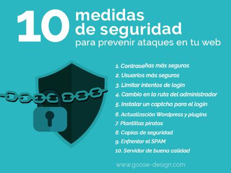 Cómo proteger WordPress: 10 medidas básicas de seguridad para prevenir ataques en tu web