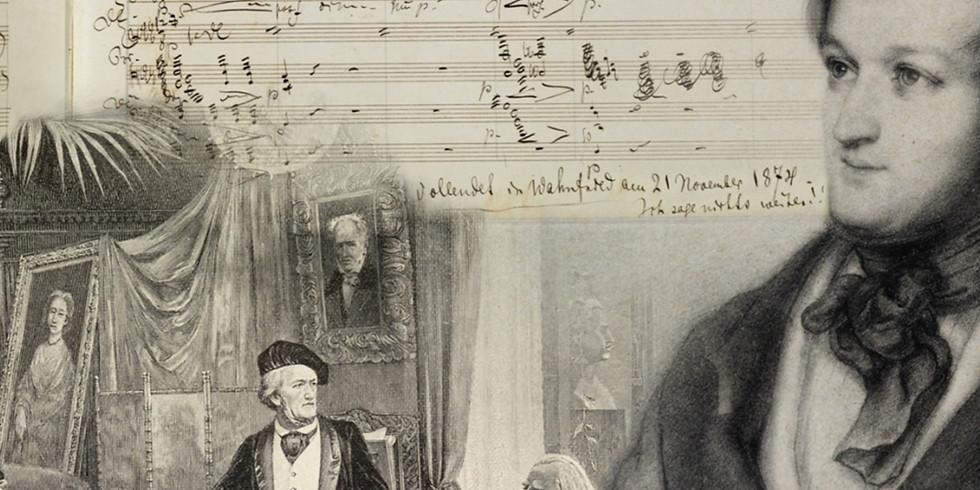 Wagner am Klavier in Berlin