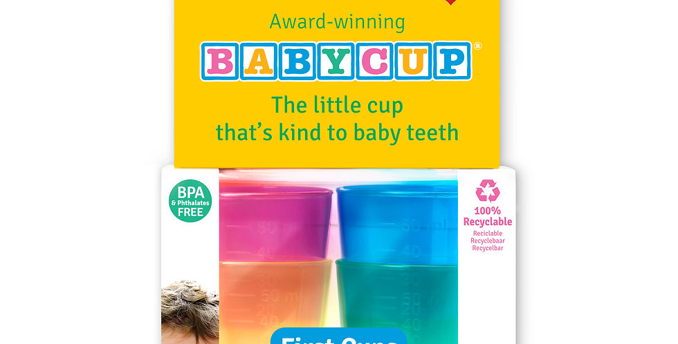 Set pahare Babycup