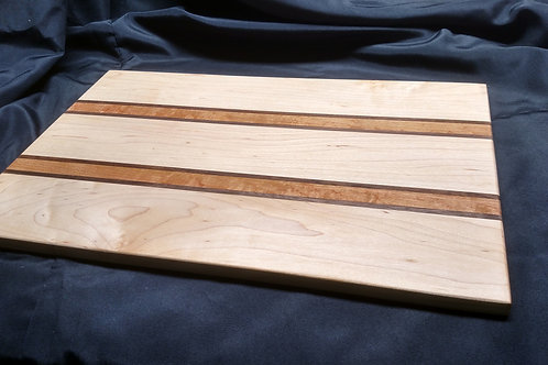 Hand Crafted Wood Cutting Board