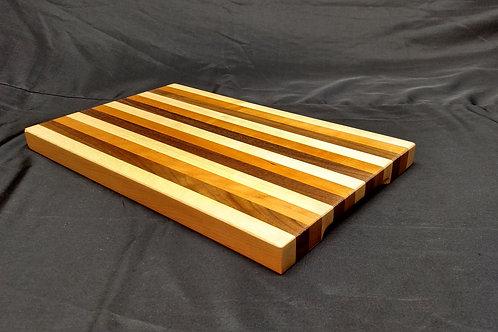 Solid Hardwood Cutting Board