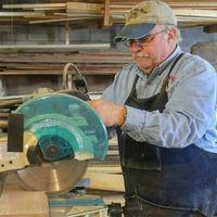 Bob Cysyk, Woodworker