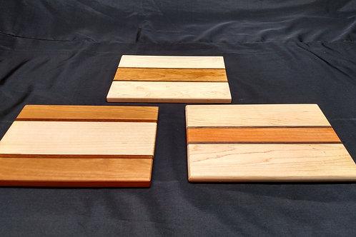 Hardwood Cheese Boards