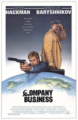1991 Company Busines writer + director
