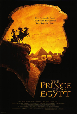 1998 The Prince of Egypt writer