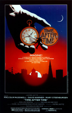 1979 Time After Time director