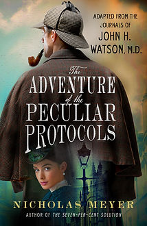 2019 Adventure of the Peculiar Protocols