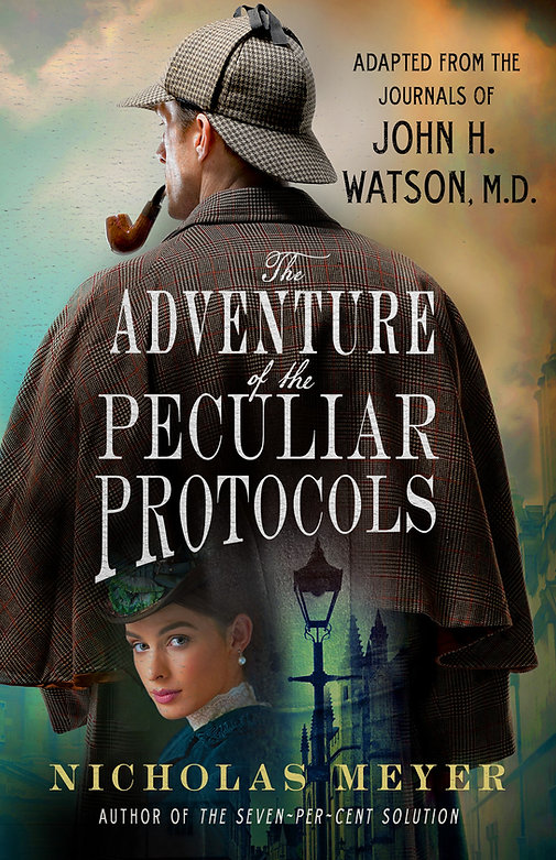 2019 Adventure of the Peculiar Protocols