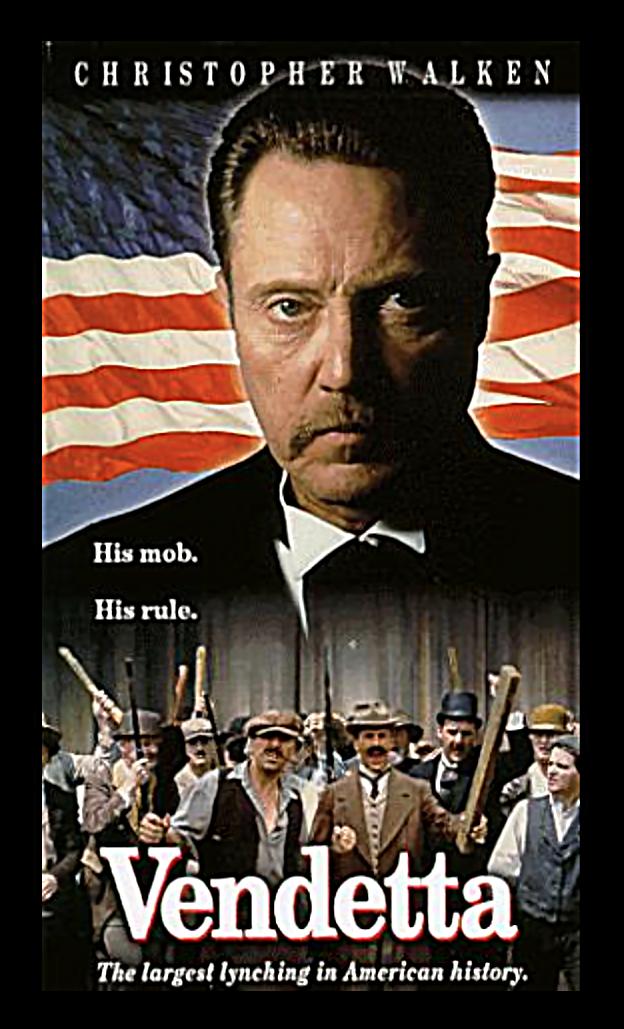 1999 Vendetta, director
