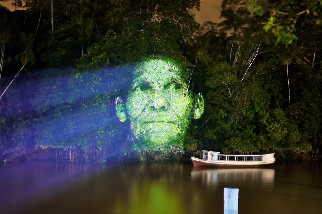 Symbiosis - Arte e Natureza na Amazônia nº1