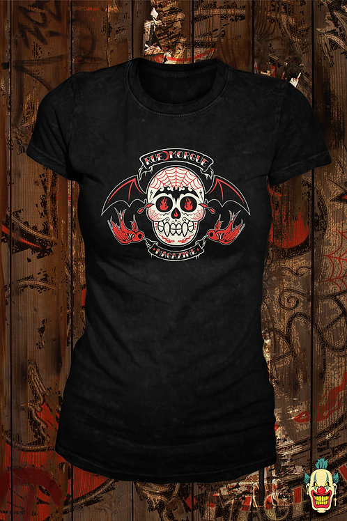 RUE MORGUE (Tattoo Skull Ladies)