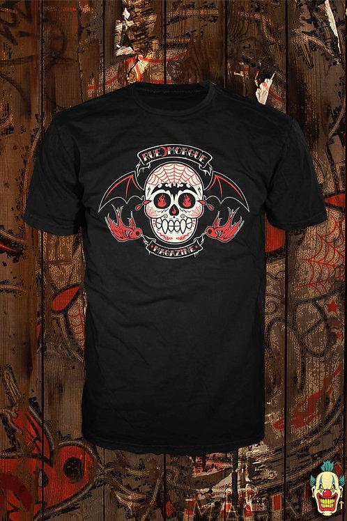 RUE MORGUE (Tattoo Skull Mens)