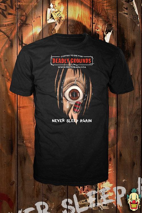 Deadly Grounds (Never Sleep Again)