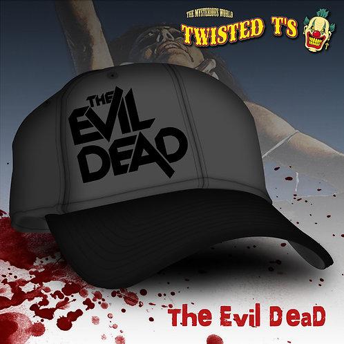 The Evil Dead (CHARCOAL Snapback Cap)