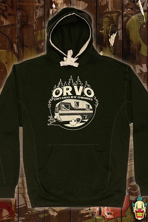 ORVO Canada - Unisex Black Hoodie