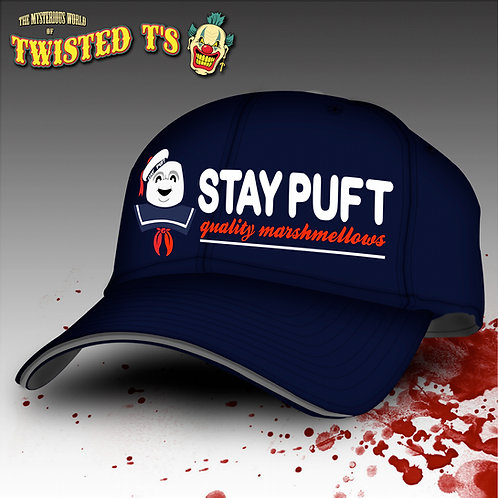 Stay Puft (Snapback Cap)