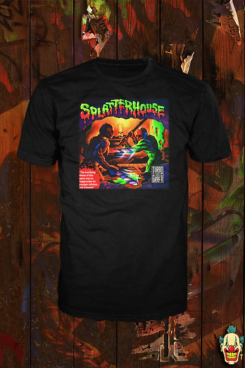 SPLATTERHOUSE (Turbo 16)