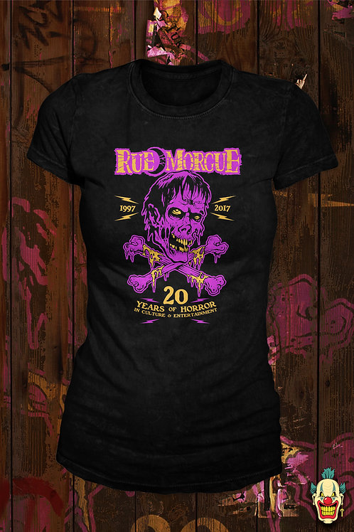 RUE MORGUE (20th Anni Ladies)