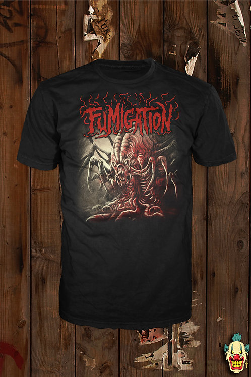FUMIGATION-INVASION RED (CDN RECORDS)