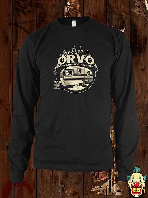 ORVO Canada - Unisex Black Sweatshirt