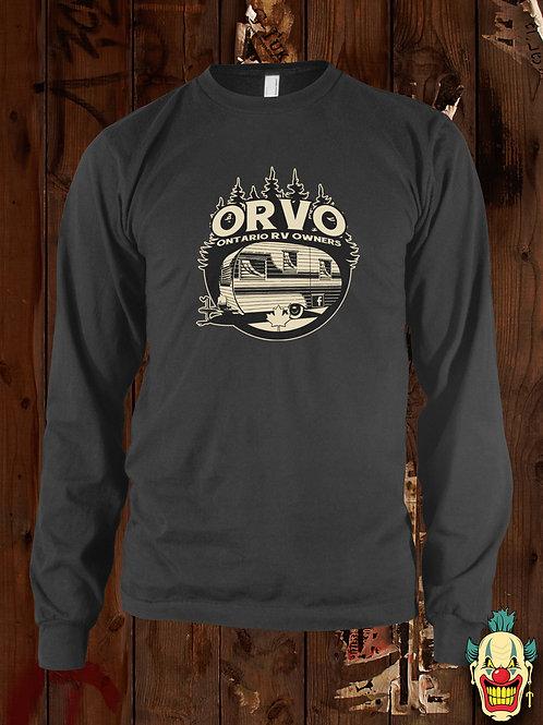 ORVO Canada - Unisex Dark Heather Sweatshirt