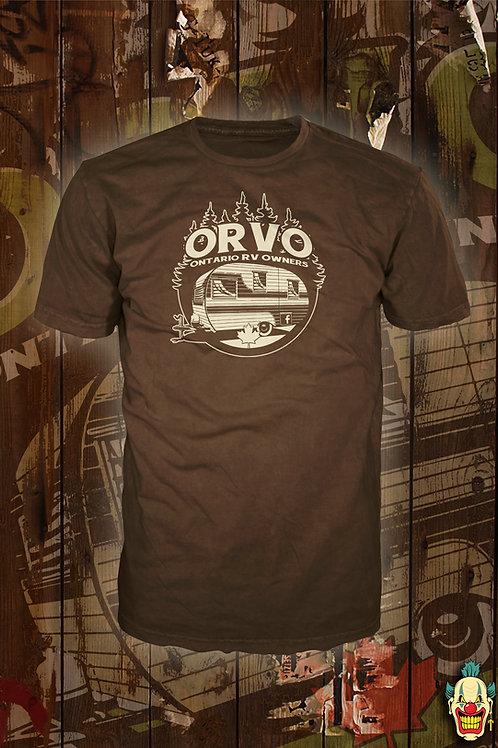 ORVO Canada - Unisex Brown shirt