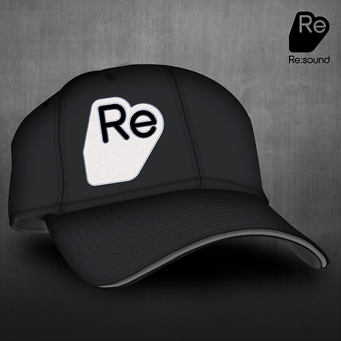 Re:Sound Flex Fit Hat (Embroidered Logo)