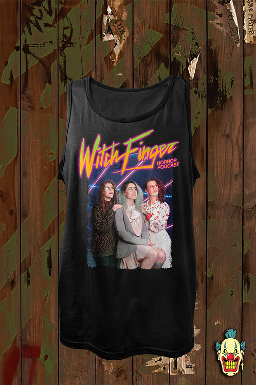 80'S WITCH FINGER (UNISEX TANK)