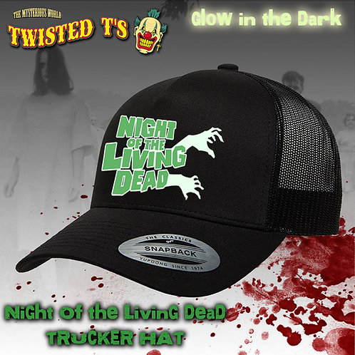 NIght Of The Living Dead (Classic Trucker Snapback Cap)