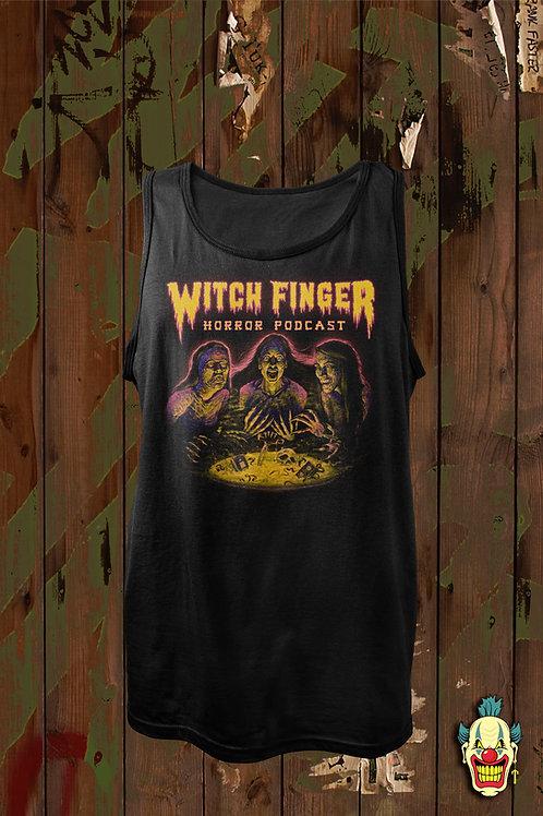 VIBRANT WITCH FINGER (UNISEX TANK)