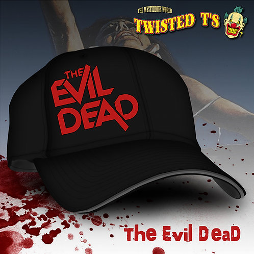 The Evil Dead (RED Snapback Cap)