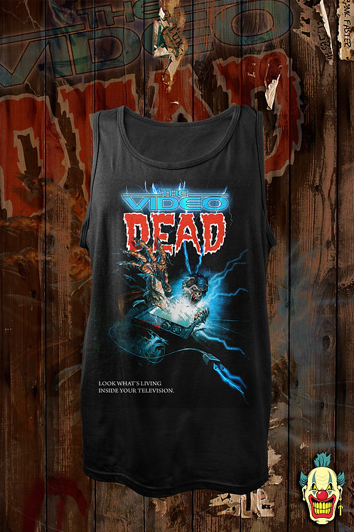 THE VIDEO DEAD (TANK TOP)